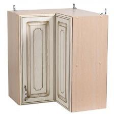 Шкаф навесной угловой Анжелика