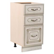 Стол с 3-мя ящиками Анжелика