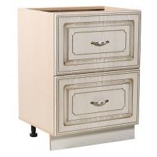 Стол с 2-мя ящиками Анжелика