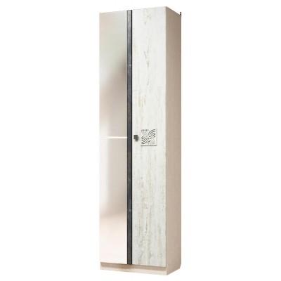 Распашной двухдверный шкаф 600 мм