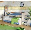 Подростковые кровати с ящиками
