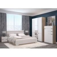 Спальня Анталия со шкафом и комодом