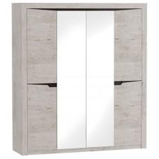 Шкаф 4х дверный Соренто