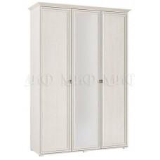 Шкаф 3-х дверный с зеркалом Престиж-2